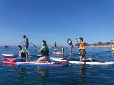 SUP rental in Almería 1h