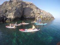 Paddle surf ad Almeria