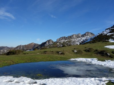 Senderismo en Parque Natural de Redes en Asturias