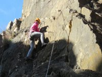 Climbing for 2 adults and 2 children in Seville