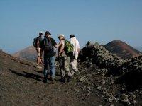 兰萨罗特火山国家公园火山参观公园