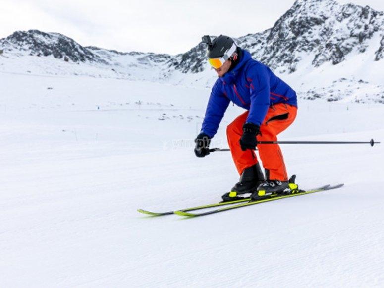 Esquí en La Masella