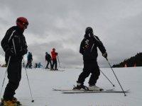 Aprender a esquiar en La Masella clase de 1h