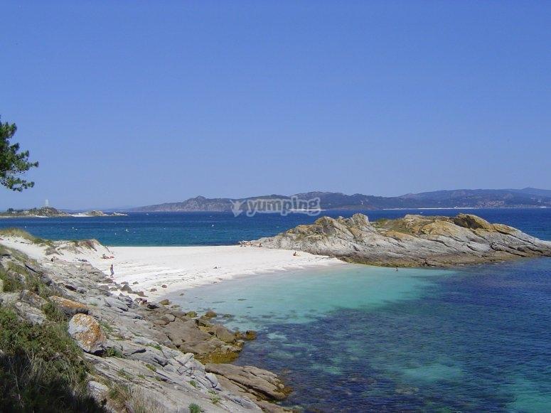 Cies群岛,一个自然天堂