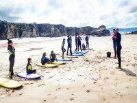 Surf Camp di 6 giorni