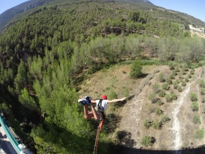 Bungee Jumping In Valencia With Video and Pictures