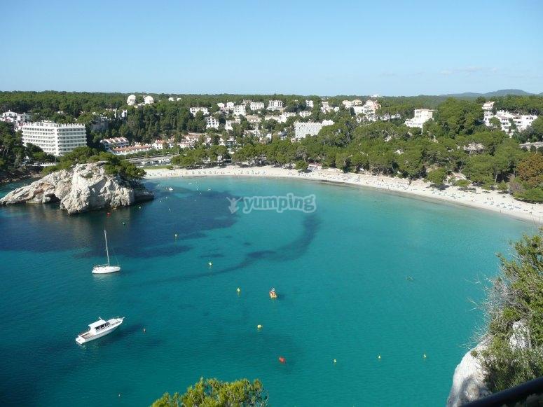 Cove of Menorca