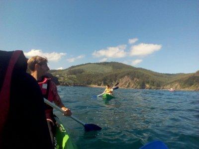 Bigui Surf Eskola Kayaks