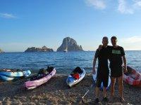 皮划艇出租在Ibiza