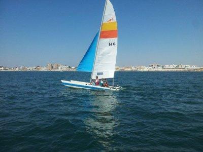 Curso Intensivo de catamarán en Chipiona 2 días