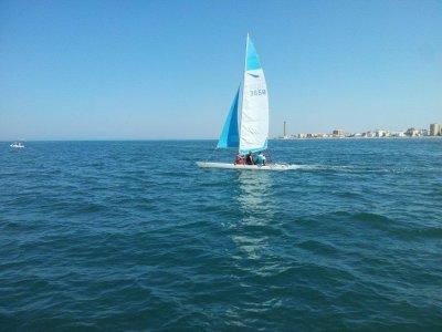 Alquiler catamarán en Chipiona por horas