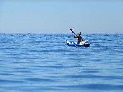 Alquiler de kayak individual en Cádiz 1 día