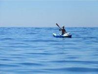 Alquiler de equipo de kayak