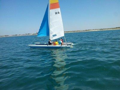 Noleggio catamarano a Playa de Camarón 10h