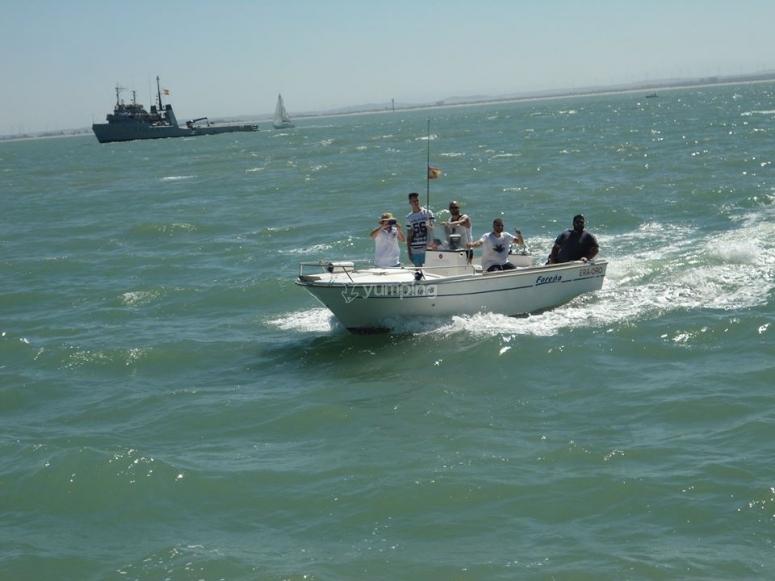 Curso para obtener la licencia de navegacion