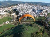 Vuelo en paratrike en Granada para grupos