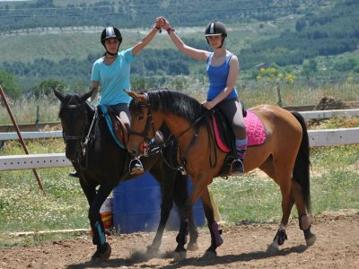 Horse-riding camp for kids, Valladolid