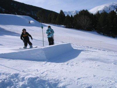 Escola Poliesportiva de La Molina Snowboard
