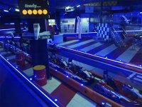 Karting para equipos en Barcelona