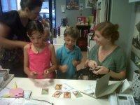 Attività con bambini