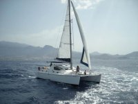 Catamaran for 11 seats