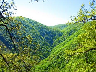 Hiking in Valle de Malerreka