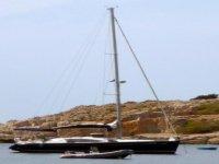 帆船Isla de Moorea