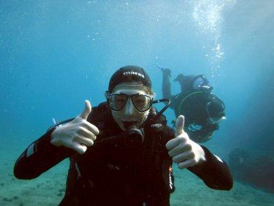 Corso di sub avanzato Lanzarote 5 immersioni