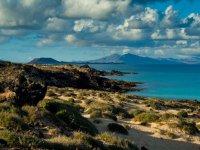 Parque Natural Corralejo. Fuerteventura