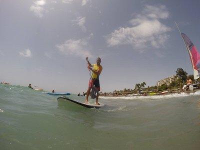 Corso di paddle surf per coppie ad Almería