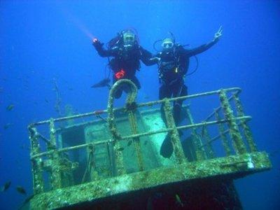 兰萨罗特岛水肺潜水员认证课程