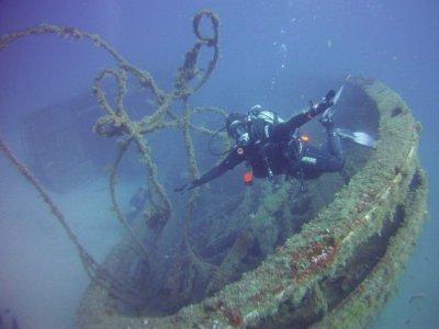 Curso PADI Adventure Diver en Lanzarote
