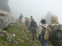 Trekking in Vizcaya