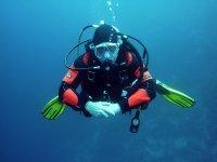 Curso de buceo de rescate en Canarias