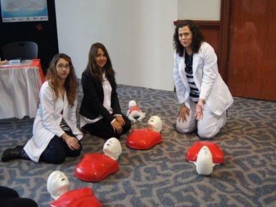 Curso de primeros auxilios de buceo en Lanzarote