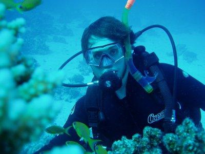 兰萨罗特岛氧气供应商的PADI课程