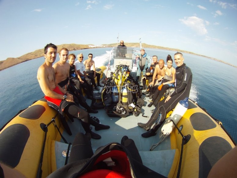 Become an expert on diving