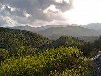 Trekking in Sierra Madrona+guide