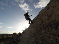 Iniciación al rápel en Ávila 1 jornada