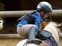 Ruta en pony en Molins de Rei 30 minutos