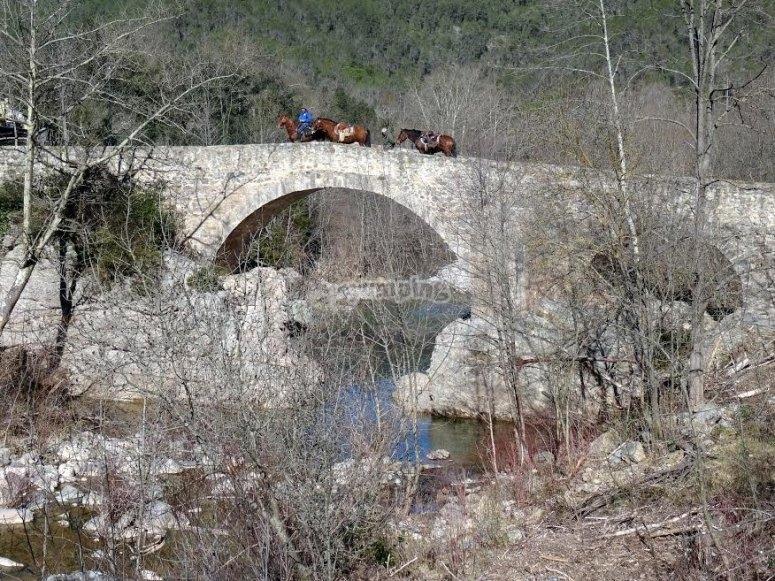Dal ponte romano
