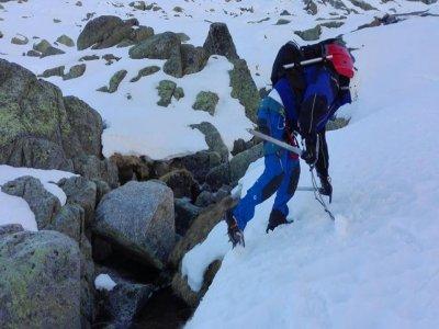 Curso de alpinismo en la Sierra de Béjar de 2 días
