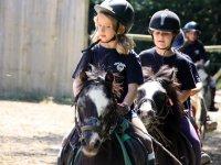 Giro in pony ad Abella per 15 minuti