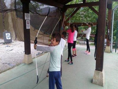 Ingresso al parco Cabuerniaventura e menu per bambini