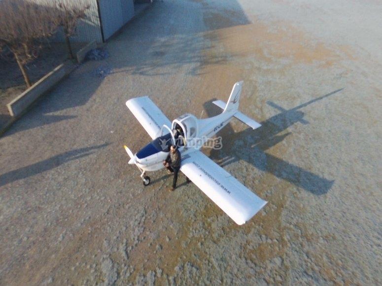 Aircraft+pilot