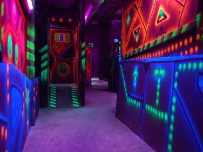 Laser Tag Game for Groups in Barcelona
