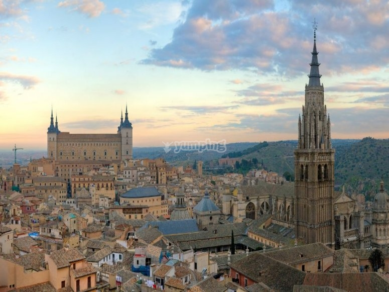 Wonderful city sights
