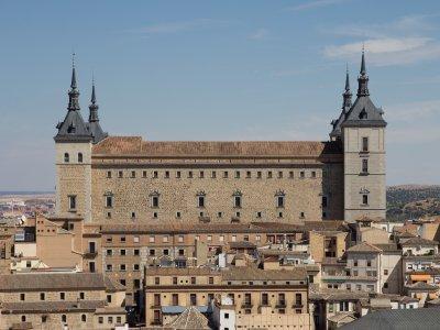 Recorrido por Toledo+alojamiento 2 noches hostal