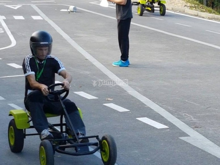 Karts for all ages
