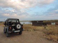 4X4 tour Llanos de Cáceres 4 hours